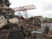 Прием металлолома,  черного лома,  отходов черных металлов в г. Костанай