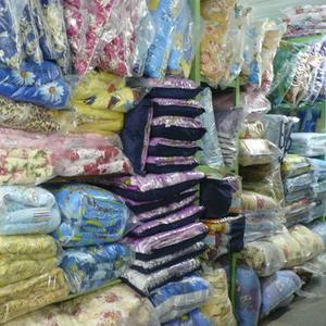 ОПТ Постельное белье,  одеяла,  подушки,  ватные матрасы из Челябинска