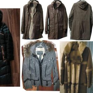 Продаю дубленку,  куртку,  парка – все ЗИМА!