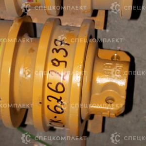 Каток опорный двубортный СК-12947 для бульдозера Caterpillar D6R