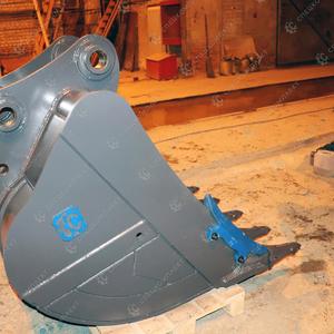 Усиленный ковш с бокорезами HD-2.1, 1 для экскаватора Komatsu PC210LC 7