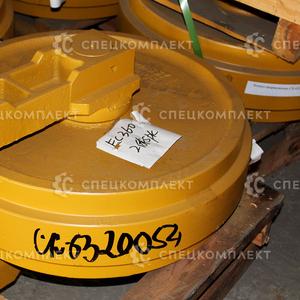 Колесо направляющее (без боковых направляющих) СК-6305447 для Liebherr