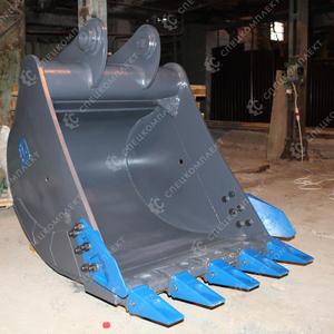Ковш усиленный с межзубьевой защитой и протектором HD-2.0, 9