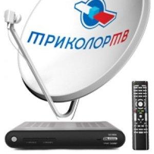 Триколор ТВ,  НТВ плюс,  Отау ТВ , приемники для местного телевидения.