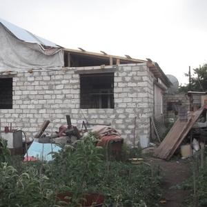 Продам не достроеный дом