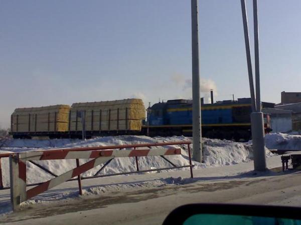 Доска обрезная вагонами на экспорт 2