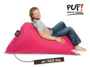 Бескаркасная мебель «PUF!»
