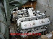 Продам двигатели ямз-238, 238 турбо, камаз с военного хранения