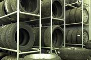 Легковые, грузовые шины б.у,  диски б.у ОПТОМ