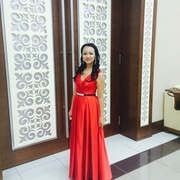 Вечернее платье на прокат костанай